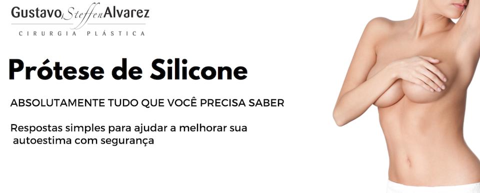 prótese de silicone
